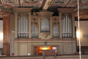 Bärmig-Orgel Langenreinsdorf