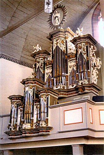 Orgel Erfurt