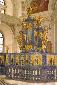 Orgel Kloster Grüssau