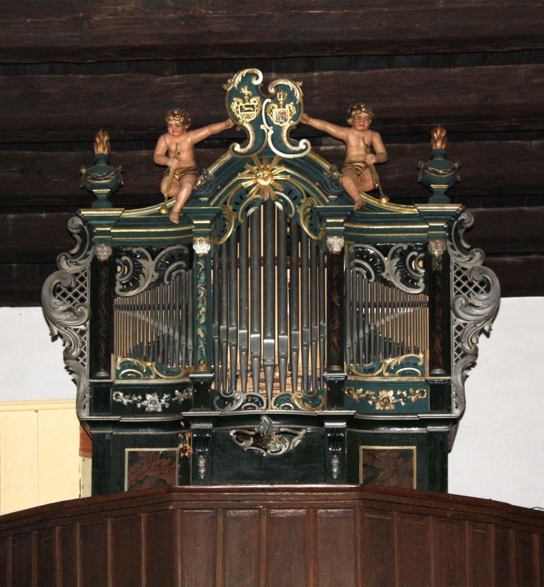 Migendt-Orgel Ringenwalde
