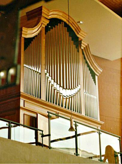 Rühle Orgel Bonn
