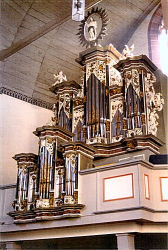 Orgel Erfurt Michaeliskirche