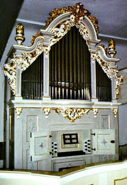 Orgel Frankenstein