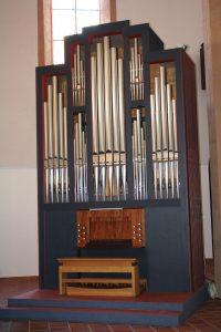 Rühle-Orgel der Jakobi-Kirche in Chemnitz