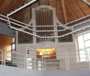Rühle-Orgel der Thomaskirche Köln