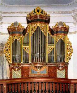 Orgel Zöblitz